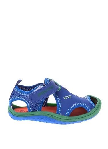 Pink Step Sandalet Lacivert